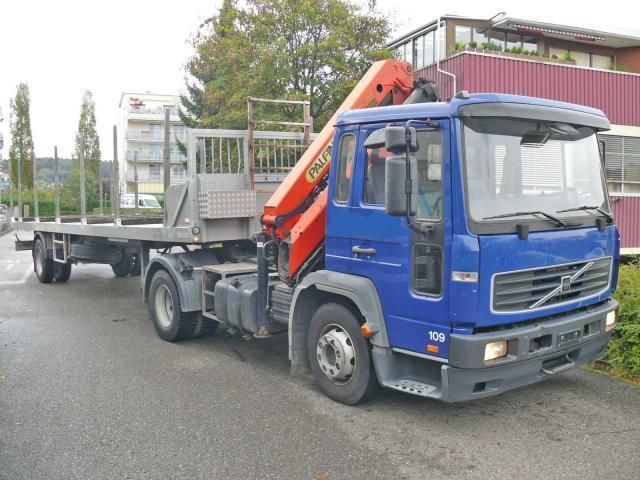 Volvo Fl6 250 Shercom Autohouse For Trucks Busses And